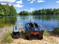Carpboat toslon xboat 730 LI-ionэхолот fish-finder