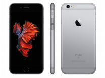 iPhone 6s серый космос 64Gb