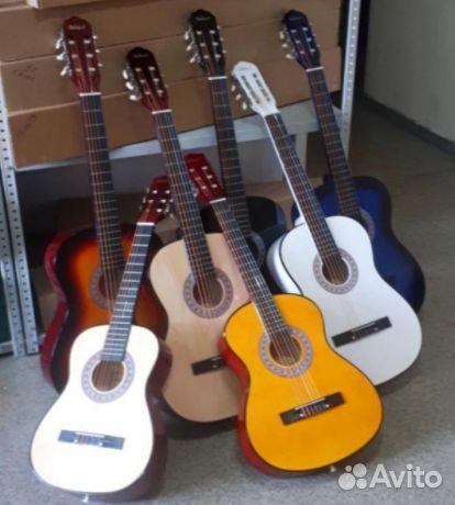 89003675370  Гитары классические акустические. Укулеле