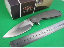 Нож Microtech DOC титан