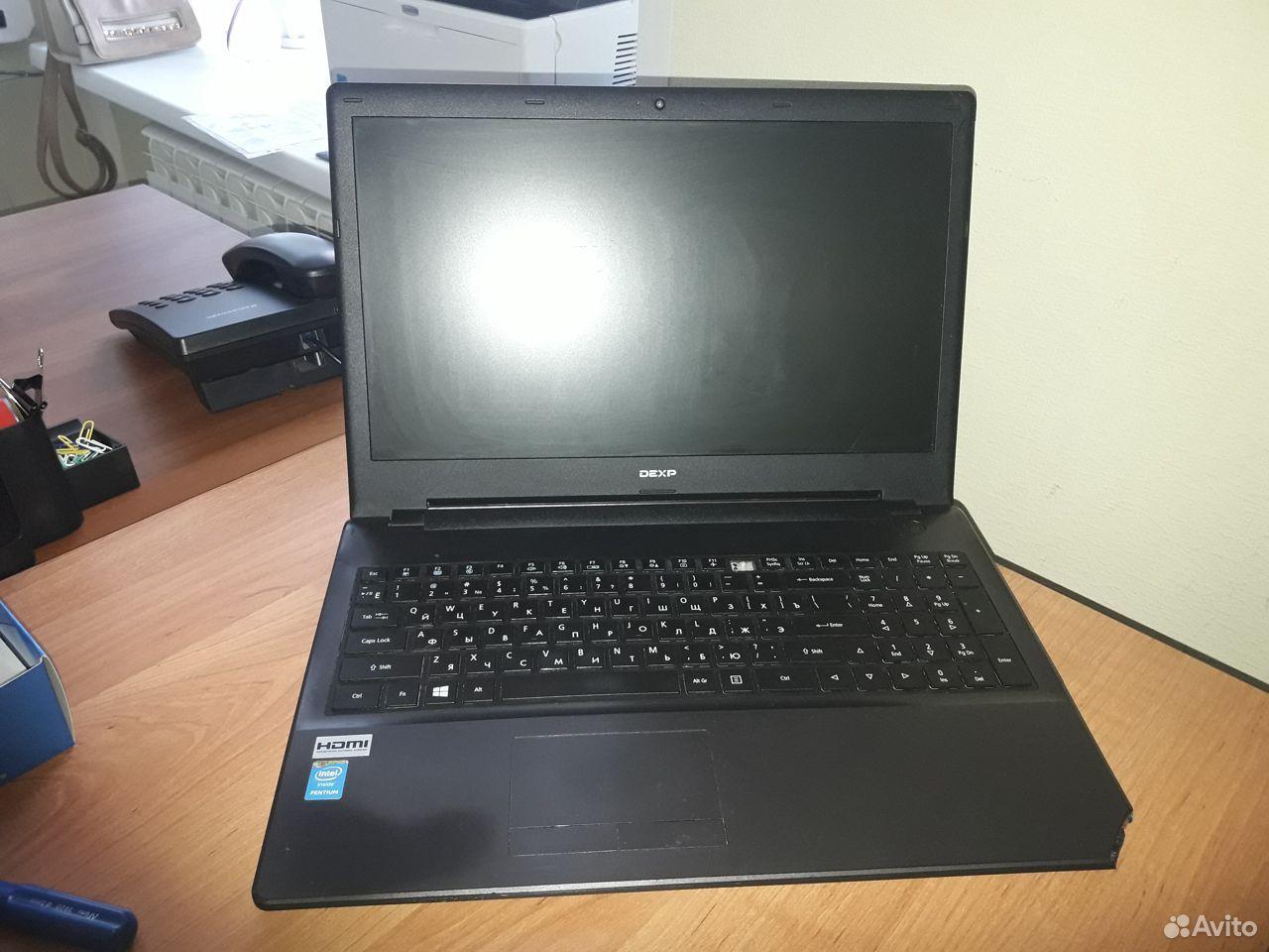 Ноутбук Dexp 4 ядра  89528973767 купить 1