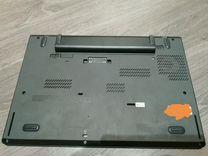 Lenovo T440 + портрепликатор (док станция)