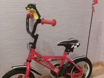 Продаётся Детский велосипед, практически новый