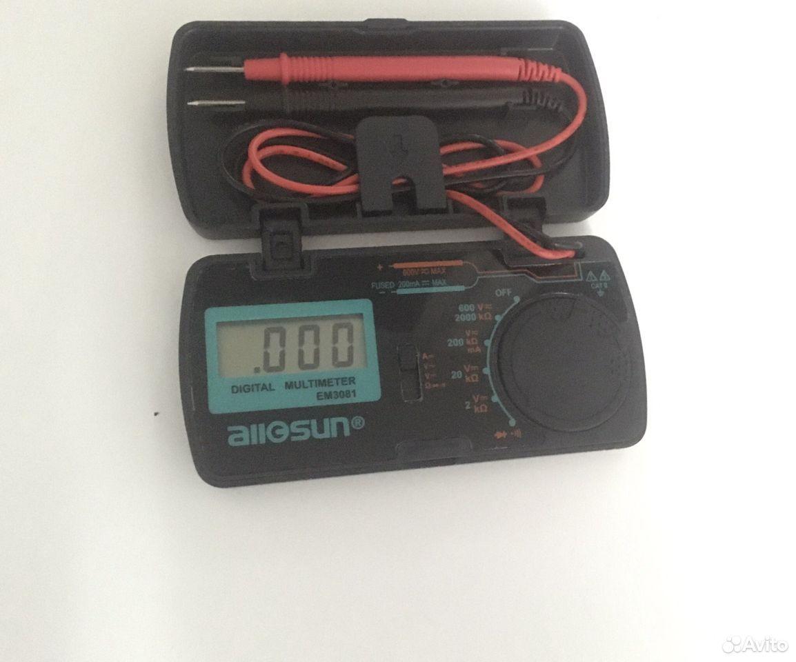Мультиметр компактный  89159427115 купить 1