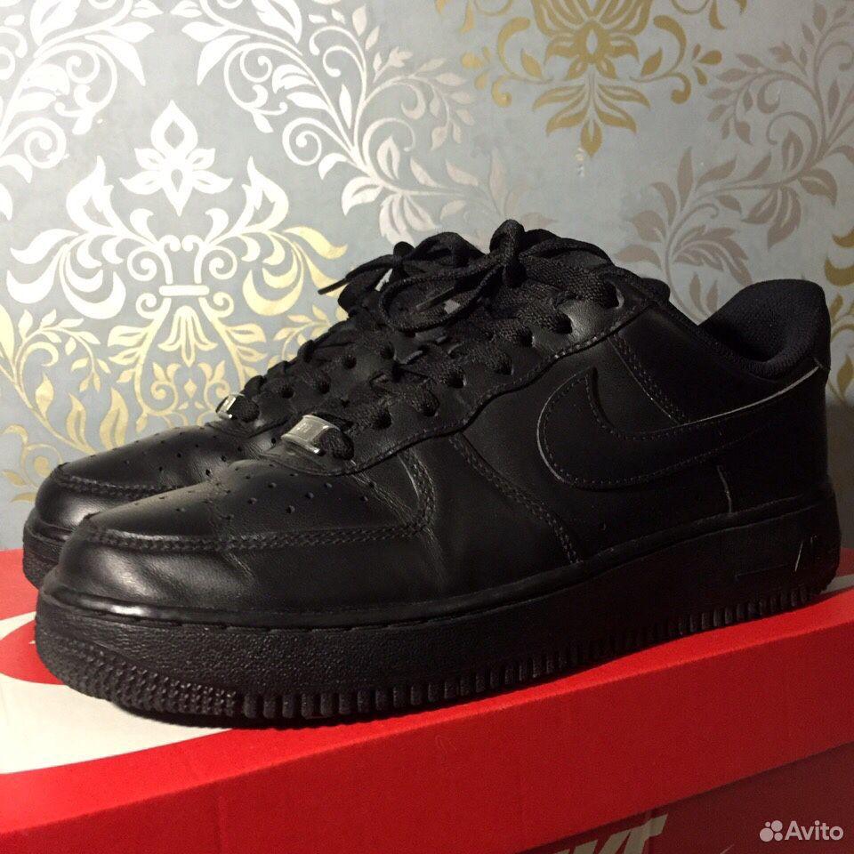 Кеды Nike Air Force 41-42  89656351522 купить 1