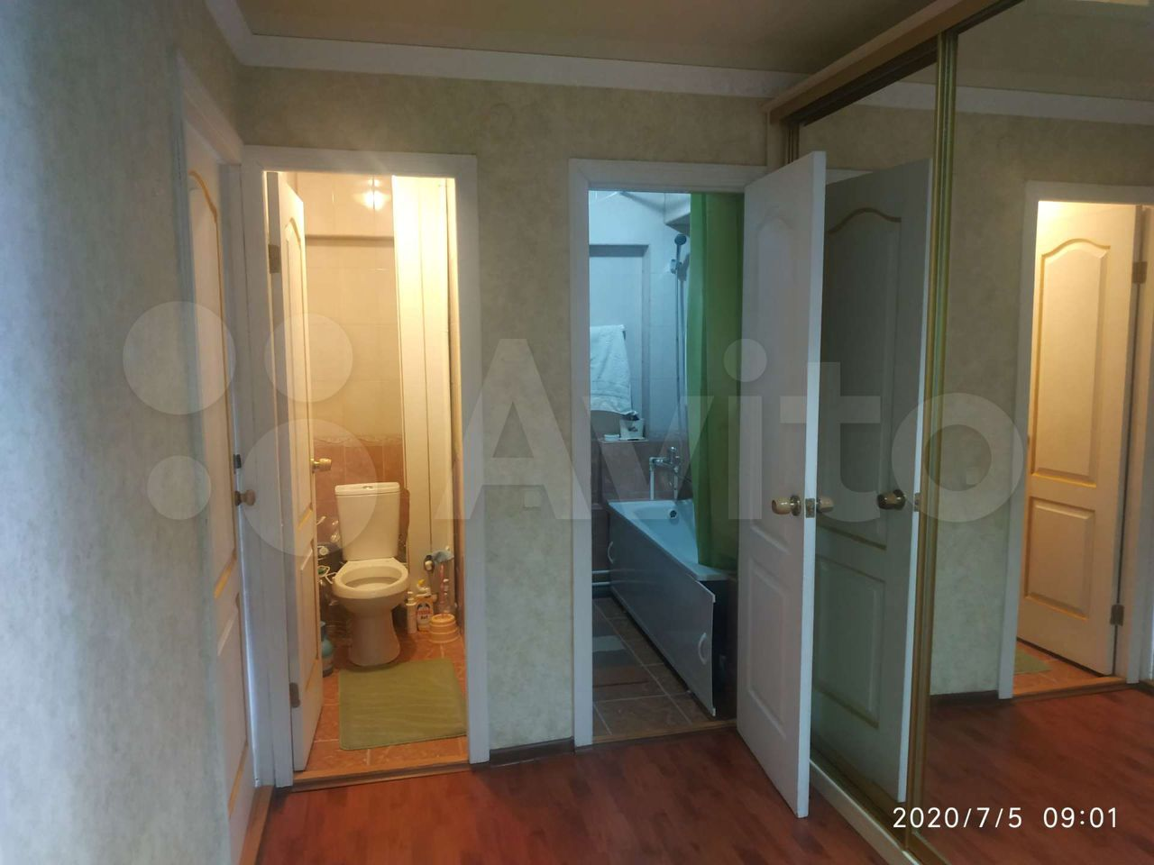 2-к квартира, 64 м², 9/9 эт.  89659546408 купить 6