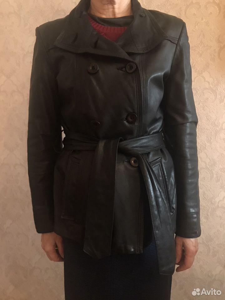 Куртка кожаная  89526527747 купить 2