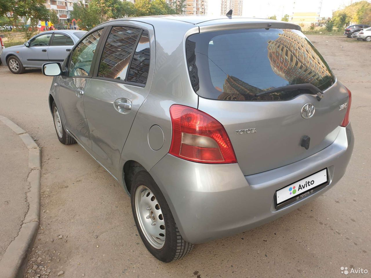 Toyota Yaris, 2007  89883531601 купить 3