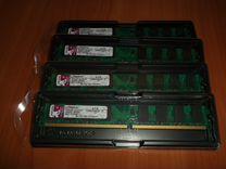 Kingston DDR2(800) - 8 гб