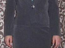 Костюм(на подкладке), размер 46-48