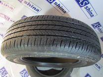 Шины бу 17 215 70 107R Bridgestone Dueler H/L 400