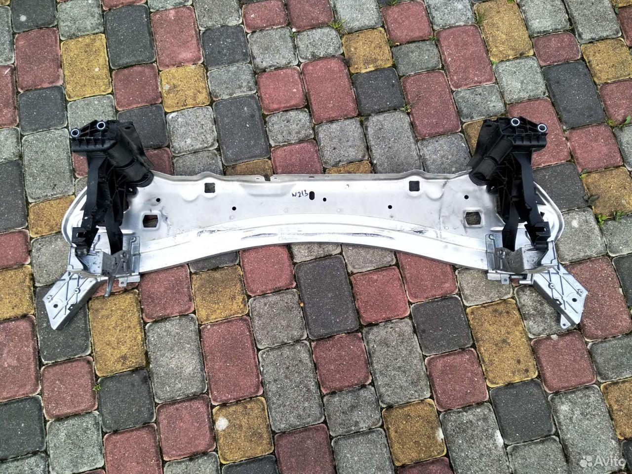 Mersedes E W 213 Панель передняя  89527945859 купить 3