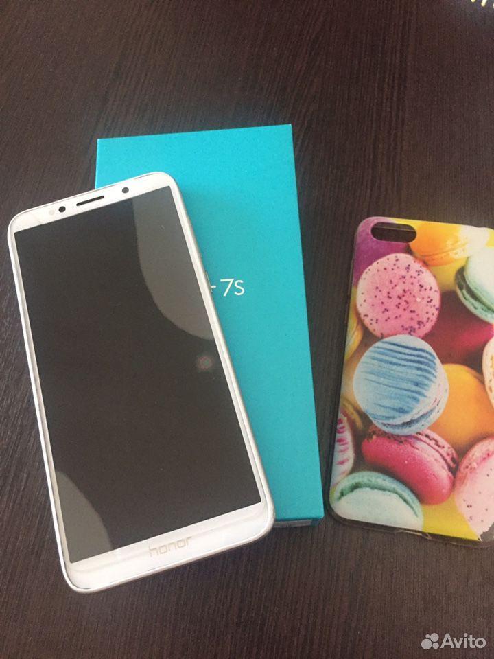 Телефон Huawei Honor 7s 16gb