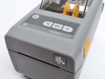 Принтер этикеток и ценников Zebra ZD410
