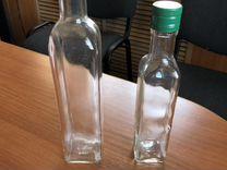 Бутылка стекло 0,5 и 0,25л