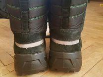 Зимние ботинки Ecco 39 размера