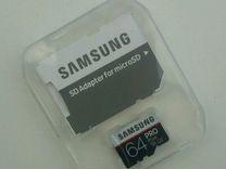 Карта памяти 4K MicroSD