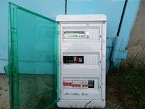 Щит автоматики управления вентиляции с водяным кал