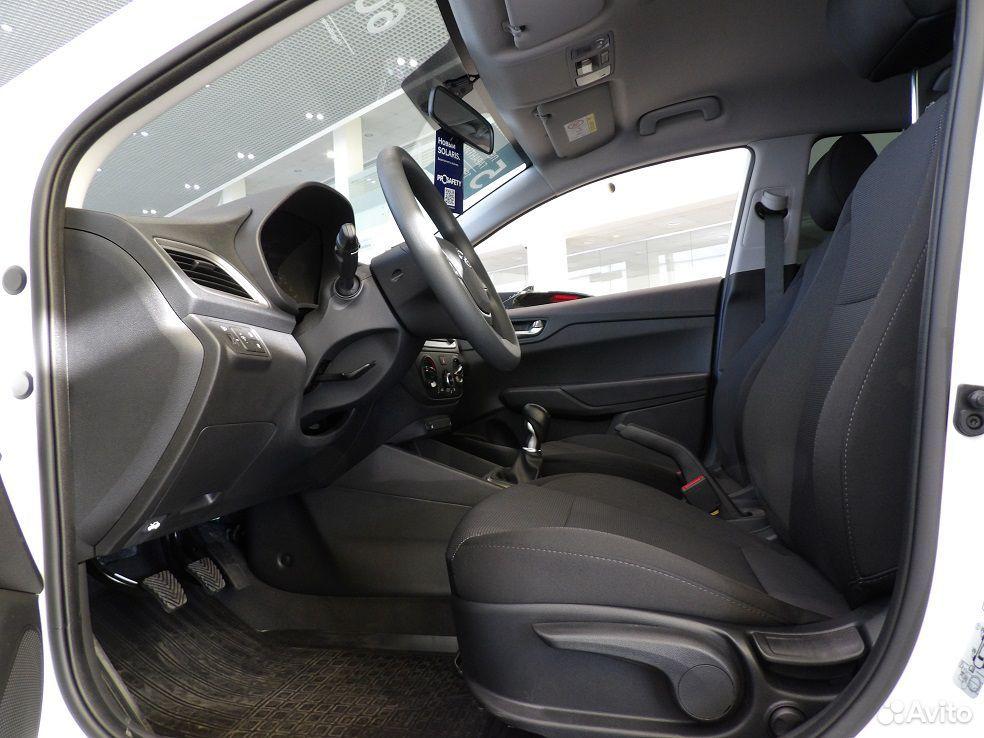 Hyundai Solaris, 2020  84725410435 купить 6