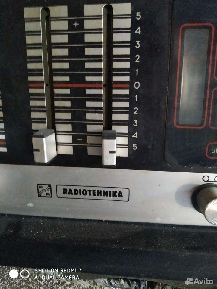 Радиола радиотехника мелодия 102  89000423253 купить 2