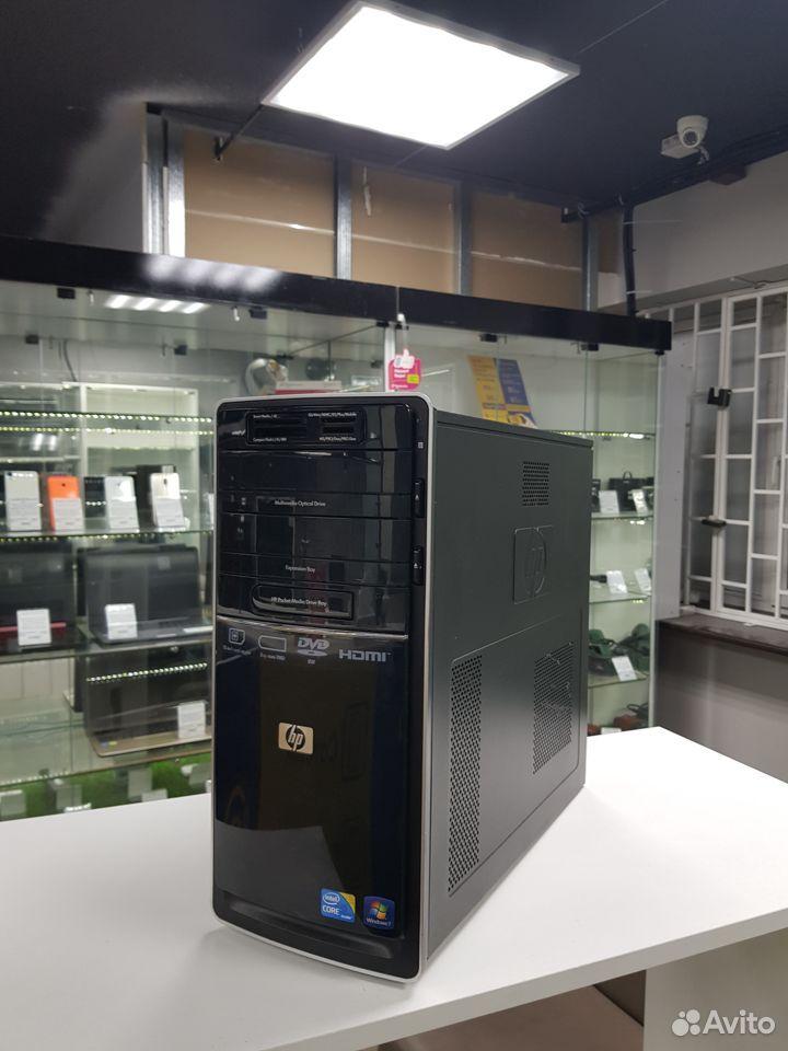 Системный блок на базе intel core 2 quard q8300 б  89625024646 купить 2
