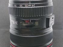 Canon 24-105/4L I