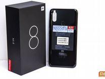 Xiaomi Mi 8 6/64Гб черный - гарантия