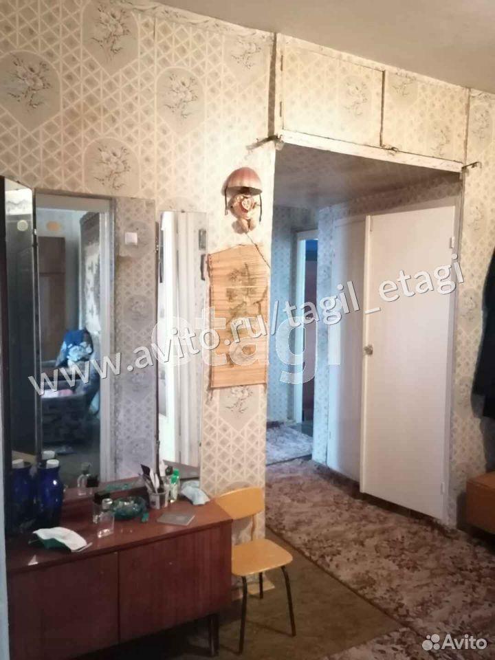 3-к квартира, 60 м², 9/9 эт.  89090115519 купить 4