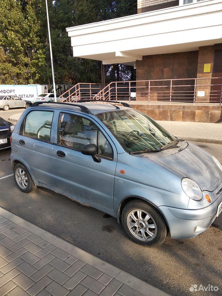 Daewoo Matiz, 2010  89184503197 купить 2