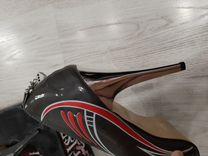 Новые пинап туфли Iron Fist