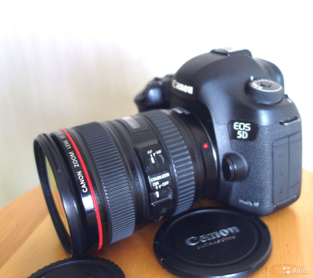 Canon 5D Mark III kit 24-105/4 L IS USM (и аренда