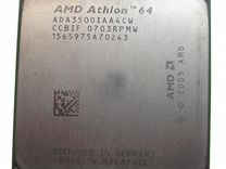 Процессоры AMD Athlon 64 на 939, AM2 Socket