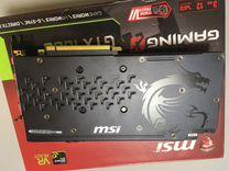 Видеокарта MSI GamingX 1060 3Gb
