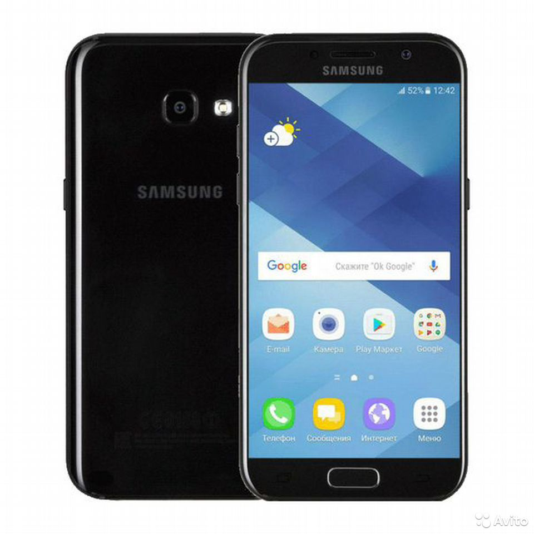 SAMSUNG galaxy A5 2017  89608766056 купить 1