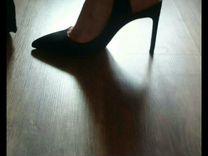 Новые туфли Zara 39-40