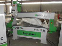 Фрезерный станок с чпу Woodtec H-1325 и Filato