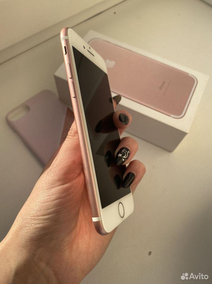 Телефон iPhone 7 32gb  89991730301 купить 3