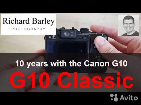 Canon G10 + сумка Lowepro + пульт Canon RS60-E3 купить 1